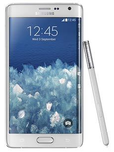 Samsung Galaxy Note Edge Blanc