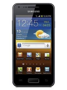 Samsung Galaxy S Advance Noir