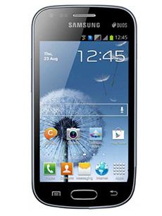 Samsung Galaxy S Duos Noir