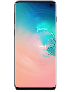 Samsung Galaxy S10 Blanc Prisme