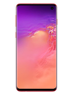Samsung Galaxy S10 Rouge Cardinal