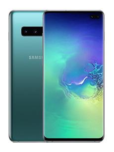 Samsung Galaxy S10 Plus Vert Prisme