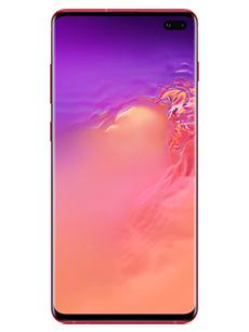 Samsung Galaxy S10 Plus Rouge Cardinal