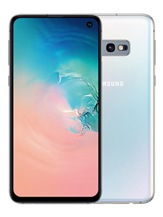 Samsung Galaxy S10e Blanc Prisme