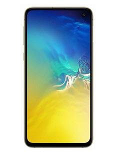 Samsung Galaxy S10e Jaune Canari