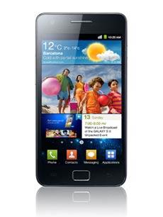 Samsung Galaxy S2 Noir