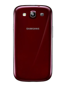 Samsung Galaxy S3 16 Go Rouge