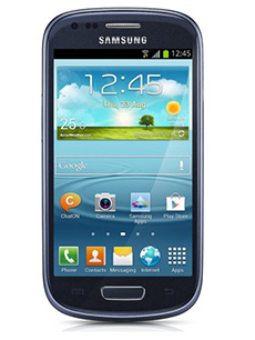 Samsung Galaxy S3 Mini Bleu Occasion