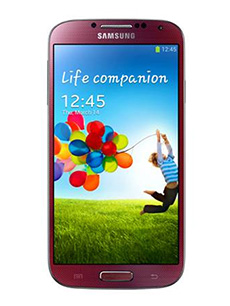 Samsung Galaxy S4 16Go Rouge