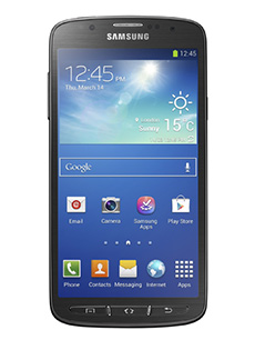 Samsung Galaxy S4 Active Noir