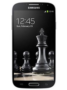 Samsung Galaxy S4 Black Edition Noir