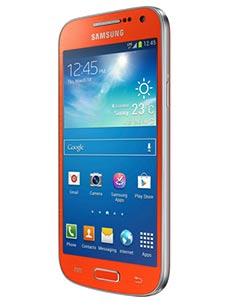 Samsung Galaxy S4 mini Orange