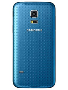 Samsung Galaxy S5 Mini Bleu