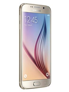 Samsung Galaxy S6 Or