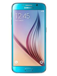 Samsung Galaxy S6 Bleu