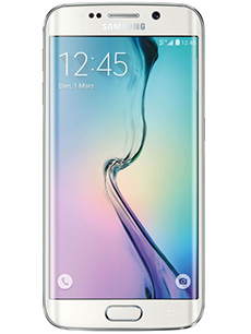 Samsung Galaxy S6 Edge Reconditionné Blanc