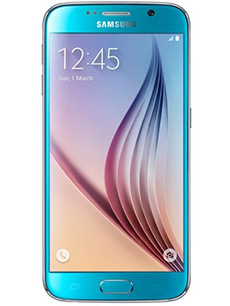 Samsung Galaxy S6 Reconditionn� Bleu