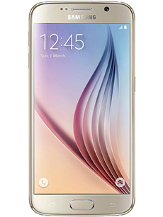 Samsung Galaxy S6 Reconditionné Or