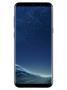 Samsung Galaxy S8+ Reconditionné Noir Carbone