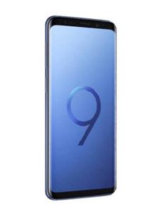 Samsung Galaxy S9 Bleu plongez dans l'intensité des couleurs du ciel