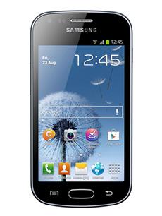Samsung Galaxy Trend Noir