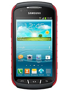 Samsung Galaxy Xcover 2 Rouge