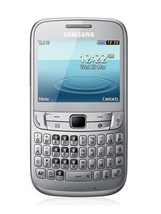 Samsung GT-S3570 Chat 357 Argent