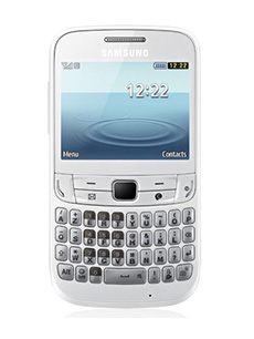 Samsung GT-S3570 Chat 357 Blanc