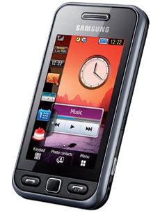 Samsung Player One S5230 Noir