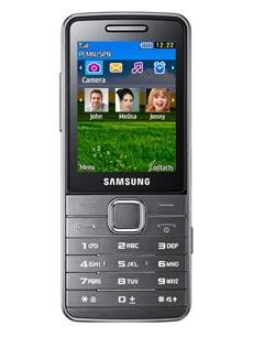Samsung S5610 Metallic Silver
