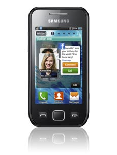 Samsung Wave 575