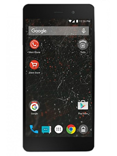 Silent Circle Blackphone 2 Noir