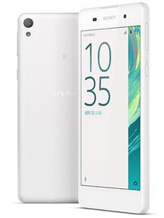 Sony Xperia E5 Blanc