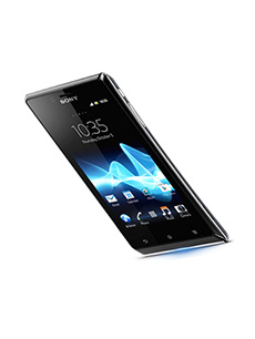 Sony Xperia J Noir