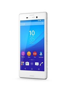 Sony Xperia M4 Aqua Blanc