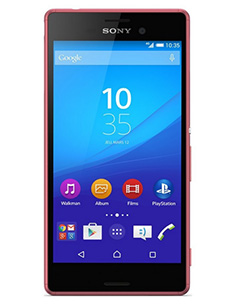 Sony Xperia M4 Aqua Double Sim Rose