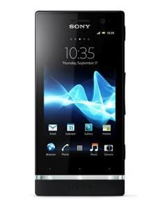 Sony Xperia P Noir