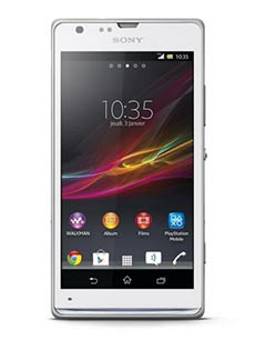 Sony Xperia SP Occasion Blanc