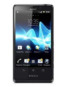 Sony Xperia T Noir Occasion