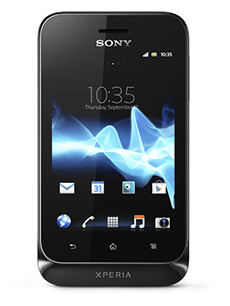 Sony Xperia tipo Noir Occasion