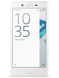 Sony Xperia X Compact Blanc