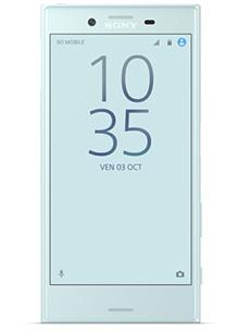 Sony Xperia X Compact Bleu