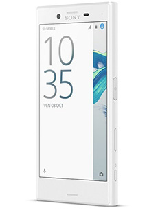 Sony Xperia X Compact  Blanc