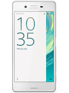 Sony Xperia X Performance Blanc