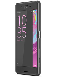 Sony Xperia X Performance Noir