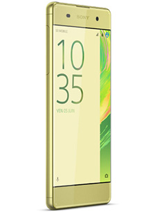Sony Xperia XA Jaune doré