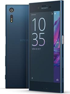 Sony Xperia XZ Bleu