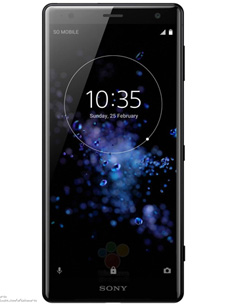Sony Xperia XZ2 Noir chez MeilleurMobile