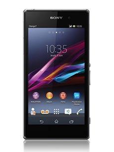 Sony Xperia Z1 Noir