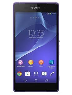 Sony Xperia Z2 Violet